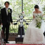 i-Fairy Officiates A Japanese Wedding